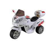 Rivertoys Moto HJ 9888 белый