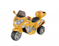 Rivertoys Moto HJ 9888 желтый