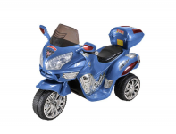 Rivertoys Moto HJ 9888 синий