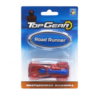1toy Top Gear  Road Runner 8см Т10327