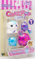 Basic fun Cake Pop Cuties Families Котята и Щенки 27240