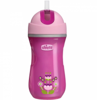 Chicco Sport Cup 266 мл 00006991100050 розовый 340624033